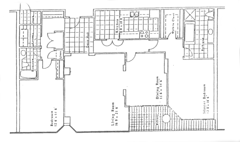 Admiralty Point Harbourfront Admirality Point Floorplans