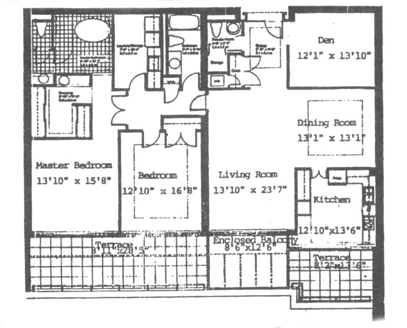 Kings landing harbourfront kings landing floorplans for 16 yonge floor plans