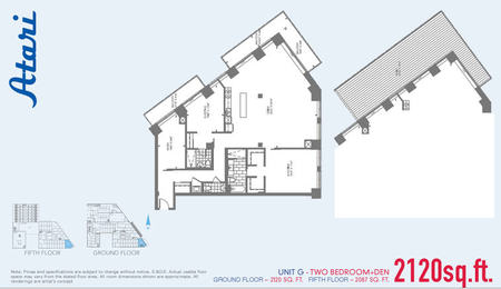 Toy Factory Lofts Liberty Village Floor Plans For The